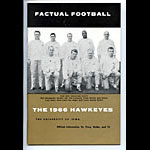 1966 Iowa Football Media Guide