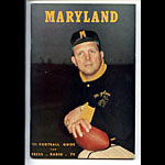 1966 Maryland Football Media Guide