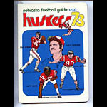 1973 Nebraska Football Media Guide