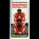 1973 North Carolina State University Football Media Guide