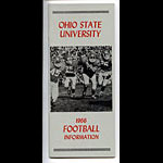 1966 Ohio State Football Media Guide