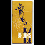 1959 UCLA Football Media Guide