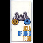 1960 UCLA Football Media Guide