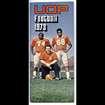 1973 UOP Football Media Guide