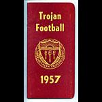 1957 USC Football Media Guide