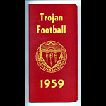 1959 USC Football Media Guide