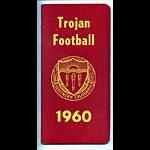 1960 USC Football Media Guide