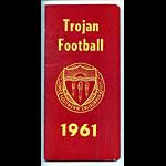 1961 USC Football Media Guide