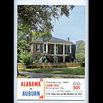 1964 Alabama vs Auburn Iron Bowl  College Football Program