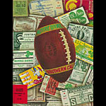 1966 Notre Dame vs USC College Football Program