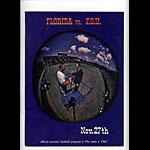 1965 Florida vs Florida State College Football Program
