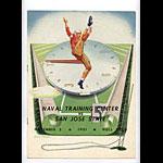1951 Naval Training vs San Jose State College Football Program