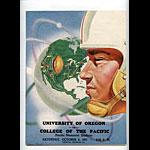 1951 Oregon vs College of the Pacific College Football Program