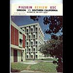 1967 Oregon vs USC College Football Program