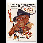 1952 San Jose State vs BYU College Football Program