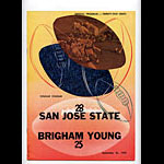 1953 San Jose State vs BYU College Football Program