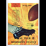 1964 Texas Tech vs Mississippi State College Football Program