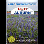 1969 Houston vs Auburn Bluebonnet  Bowl 11 College Football Program