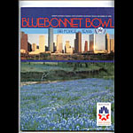1985 Air Force vs Texas Bluebonnet  Bowl 27 College Football Program