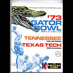 Gator Bowl 29 Tennessee vs Texas Tech College Football Program