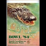 Gator Bowl 40 South Carolina vs Oklahoma Gator Bowl Program