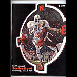 1975 Senior Bowl College Football Program