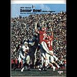 1977 Senior Bowl College Football Program