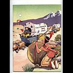 1949 Cal Bears vs Stanford Big Game College Football Program