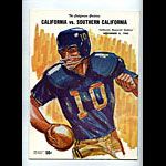 1965 Cal Bears vs USC College Football Program