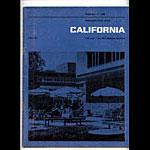 1966 Cal Bears vs Washington State College Football Program