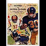 1967 Cal Bears vs USC College Football Program