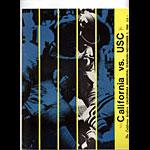 1969 Cal Bears vs USC College Football Program