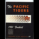1951 College of the Pacific Football Media Guide