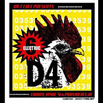 Pete Cardoso Electric 6 Poster