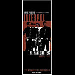 Pete Cardoso Interpol Poster