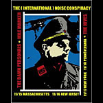 Pete Cardoso The (International) Noise Conspiracy Poster