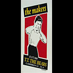 Pete Cardoso The Makers Poster