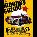 Pete Cardoso Mooney Suzuki Poster