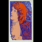 Carousel Ballroom Moby Grape Poster