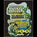 Rick Shubb Carousel Ballroom Thelonius Monk Poster
