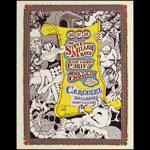 Rick Shubb Carousel Ballroom Steve Miller Band Poster