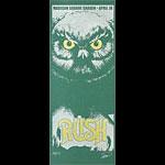 Sean Carroll Rush Poster
