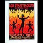 Sean Carroll Los Straitjackets Poster