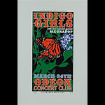 Sean Carroll Indigo Girls Poster