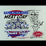 Sean Carroll Meat Loaf Poster