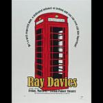 Sean Carroll Ray Davies Poster