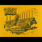 Sean Carroll Rush Poster