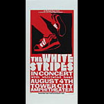 Sean Carroll The White Stripes Poster