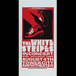 Sean Carroll The White Stripes Poster