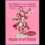 Sean Carroll The Donnas Poster